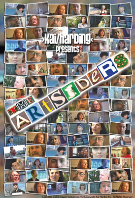 The Artsiders on DVD